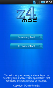 Conseguir Acceso Root en Android
